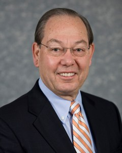 Chancellor Jimmy G. Cheek