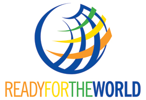 Ready for the World logo
