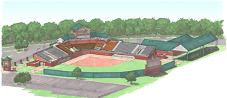 Lee Softball Stadium