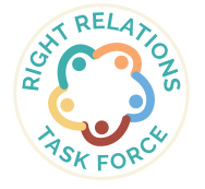 Right Relations Task Force logo