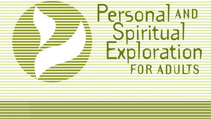 UUSM Adult Personal and Spiritual Exploration