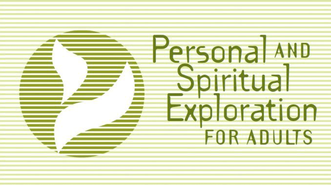 Personal and Spiritual Exploration for Adults logo