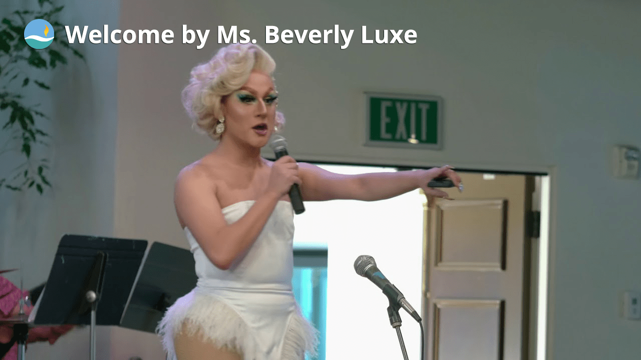 Divas & Drag Queens: Welcome by Ms. Beverly Luxe