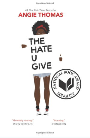 The Hate You Give cover