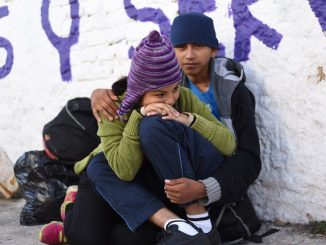 asylum seekers in Tlaquepaque, Jalisco photo by Daniel Arauz