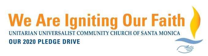 Igniting our Faith banner