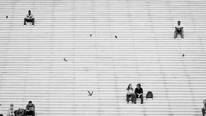 People Alone Together
