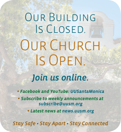 Our Church is Open