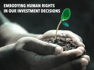 Human Rights in Investment Decisions