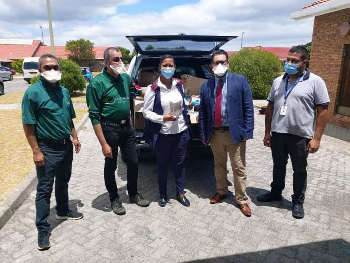 The Gift of Giving: 900 oxygen machines donated, renovations to Mitchells Plain Freesia Ward