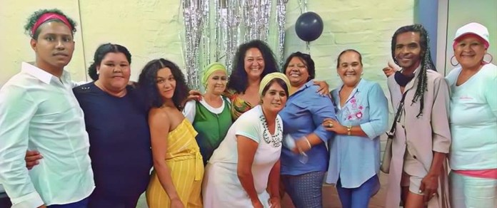 Soli Philander and Springfield Matters throw matric ball party for seven District Six matriculants
