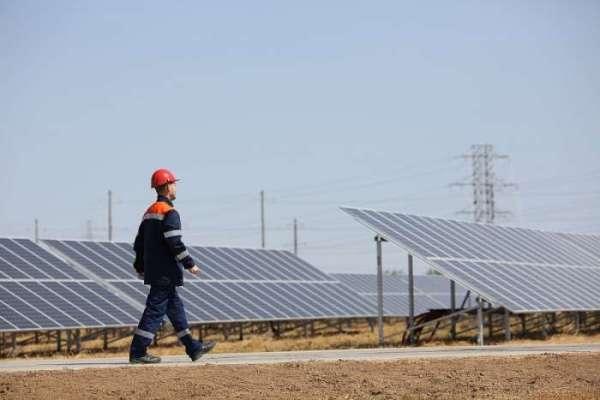 Энергия солнца: под Волгоградом построили альтернативную ...