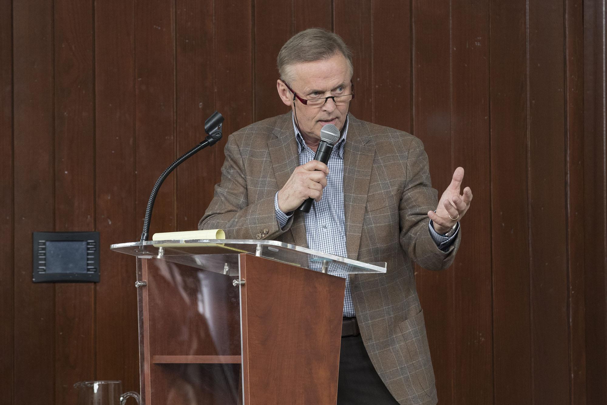 At Book Festival John Grisham Explores Issues Of