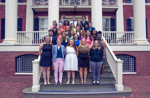 UVA Selects Recent Grads to Help High School Students ...