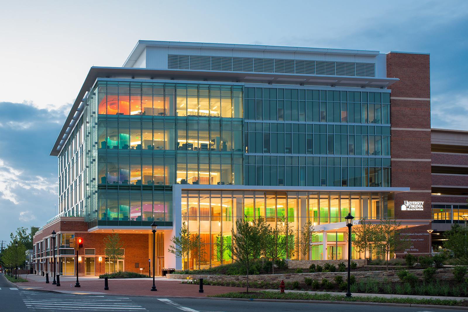 Health System's Battle Building Earns National ...