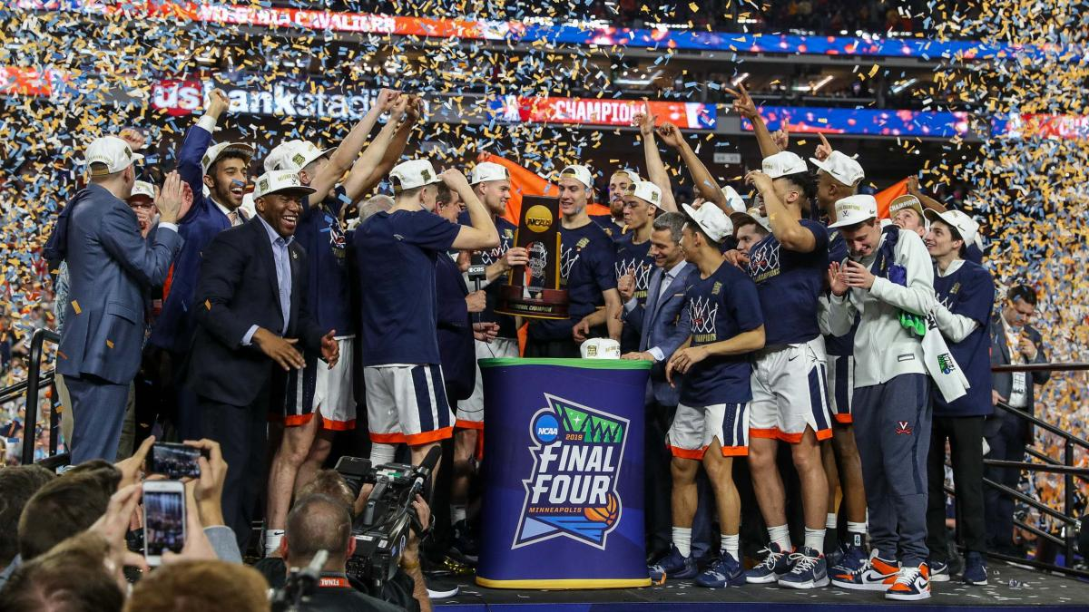 UVA Wins 2019 NCAA Men's Basketball Championship | UVA Today