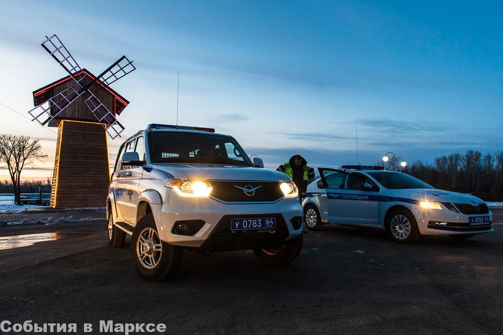 полиция марксовского района
