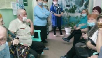 выездная бригада вакцинации находится в Зоркино