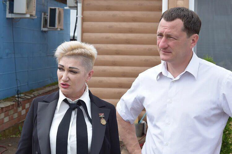 Фермер Валентина Анохина - новости марксовский район