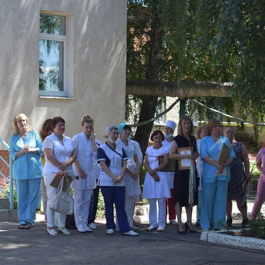 марксовских врачей поздравили с профессиональным праздником - день медработника - новости маркс