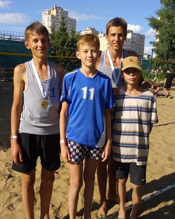 Марксовские волейболисты успешно выступили в Тольятти - новости маркс