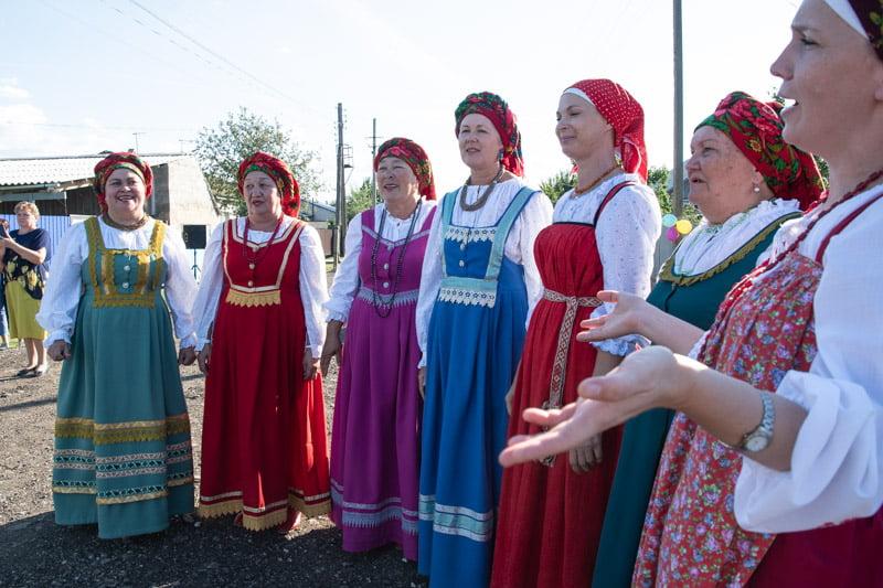 Селу Звонаревка Марксовского района 255 лет - приволжское мо - события в марксе