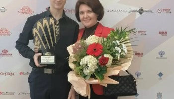 Выпускник ДШИ г.Маркса Иван Капранов стал лауреатом международного конкурса
