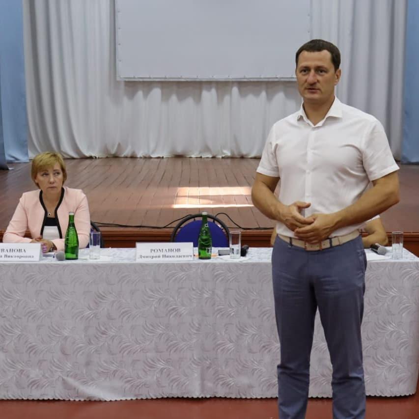 Дмитрий Романов отметил много позитивных изменений в с.Березовка за 2 года - новости марксовский район