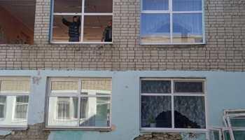 Новый районный депутат помогла заменить окна в детском саду