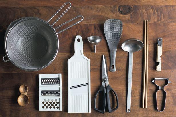 キッチンツールは使えるものだけを厳選!