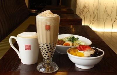 西日本初登場!台湾カフェ「春水堂」が天神にオープン