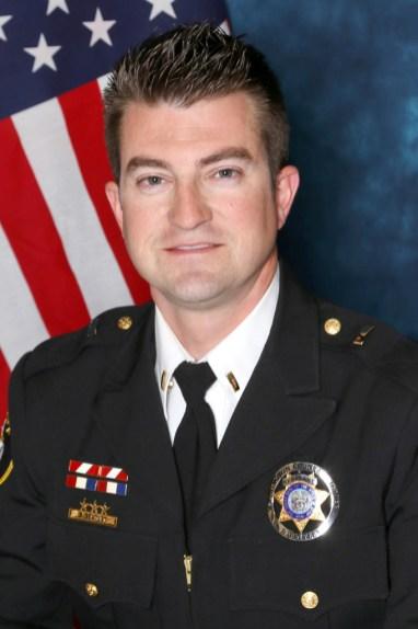Lieutenant Brock Bentley