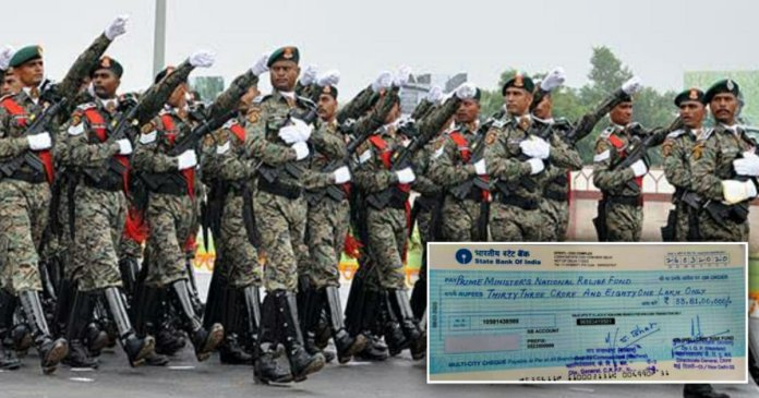 CRPF to donate 33 crore in PM relief Fund to fight against Corona