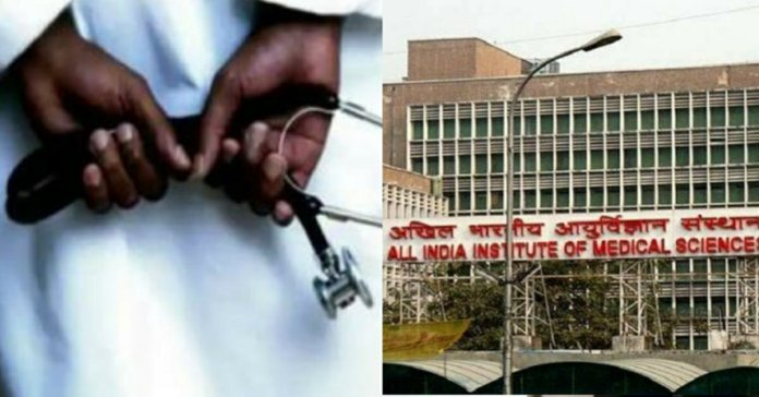 AIIMS doctor was threatned with rape and asked to vacate flat in Odisha