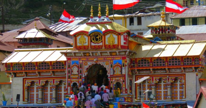 Badrinath: Portals to be open on 30 April, cancels all prior program