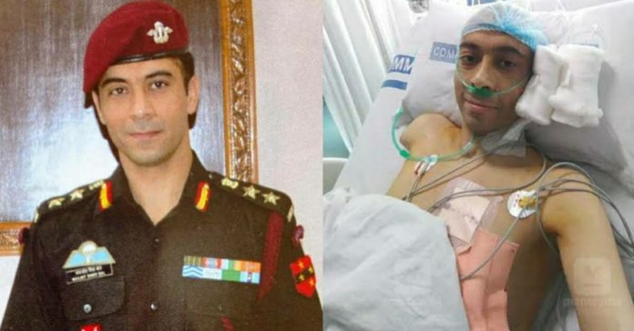 Colonel Navjot Singh Bal dies due to cancer, his last photo and poem