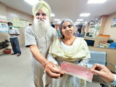 Corona Warrior: Retired Army Officer Mohinder Singh donates 15 lakh to PM cares Fund
