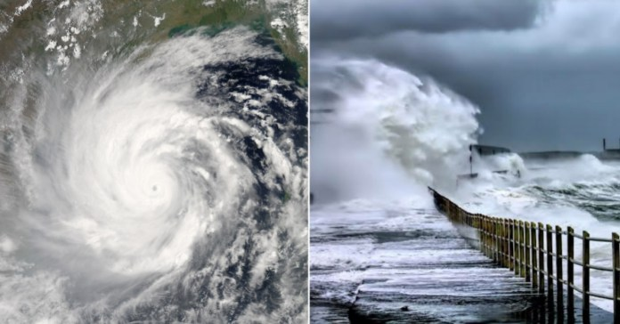 Cyclone 'Amfan' devastated amid Corona epidemic, 11 lakh people left home in fear