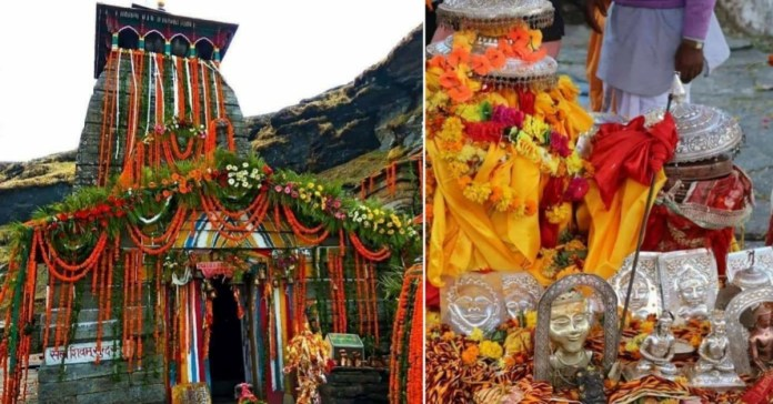 Tungnath Temple opens today, see latest photos
