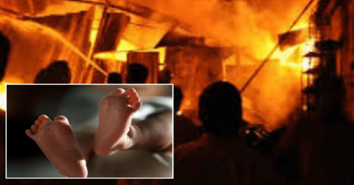 Shimla News: 2 Years old burnt alive in house fire