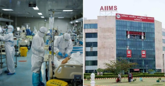 Coronavirus Uttarakhand: A cancer patient, who was tested positive, dies in AIIMS Rishikesh