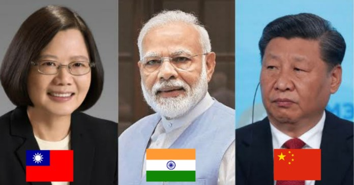 In a strong message to China, BJP MPs attend Taiwan President's swearing-in ceremony