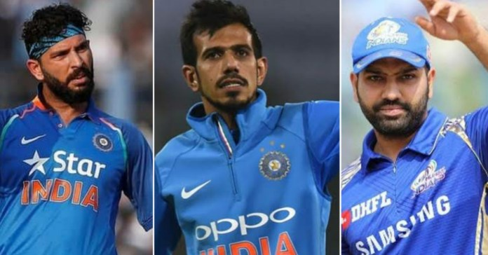 FIR Against Yuvraj Singh, Used Caste word for Yuzvendra Chahal