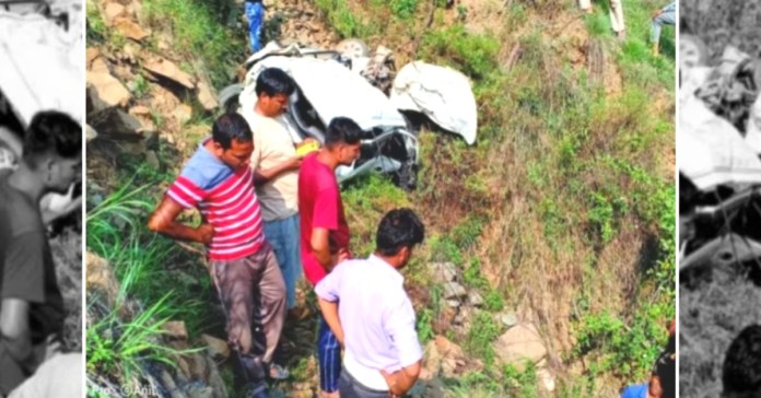 Uttarakhand Accident: 2 died as car fell into ditch in Tehri Garhwal