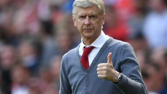 Image result for pic of Arsene Wenger