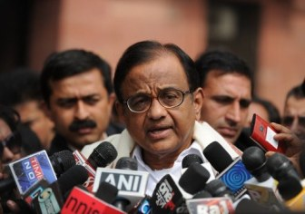 No need to panic on rupee slide: Chidambaram
