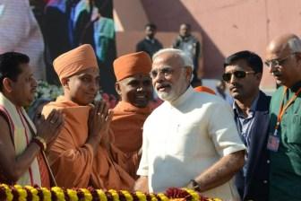 Modi is impeccably secular: Jethmalani