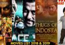 Upcoming Movies for December 2018