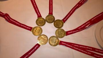 alfies army 7 medals