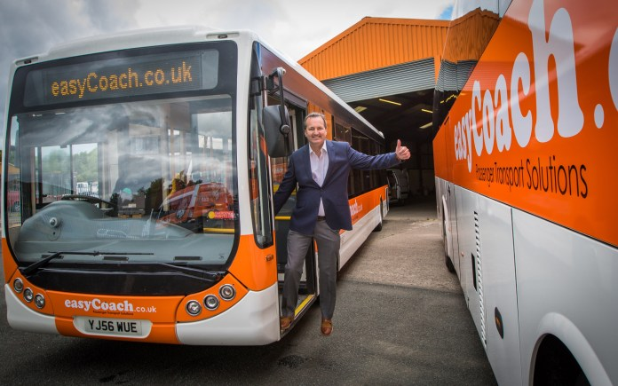 easyCoach takes Wrexham franchise